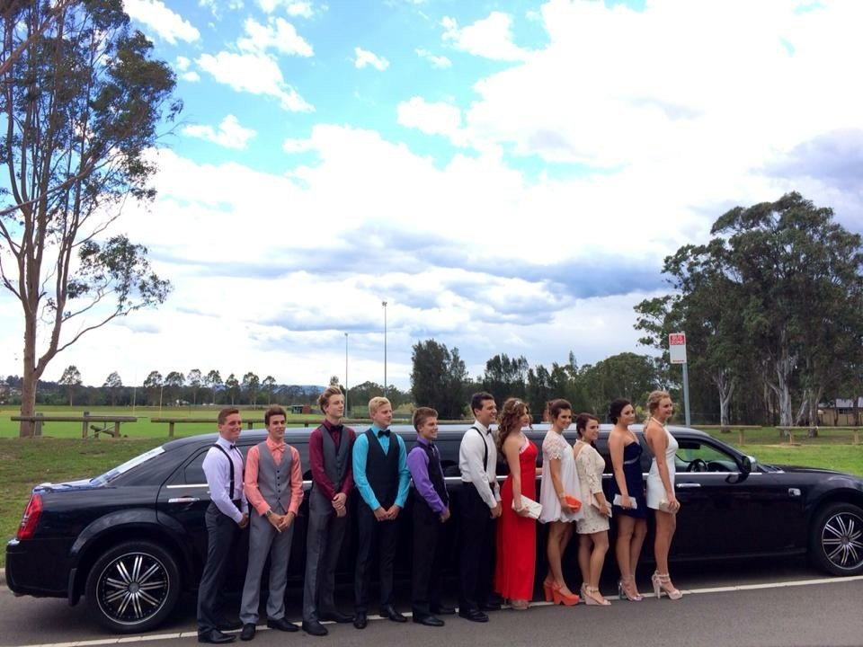 Formals Transport - Premier Luxury Limousines - Arrive First Class