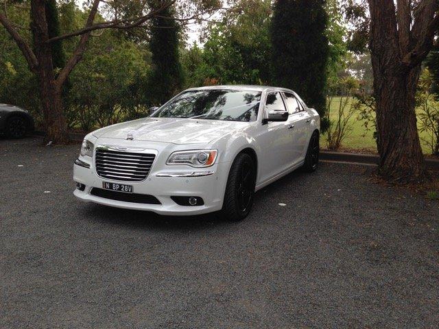 Chrysler Saloon -