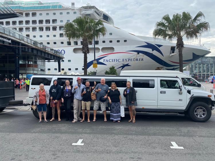 Cruise Terminal Transfers -