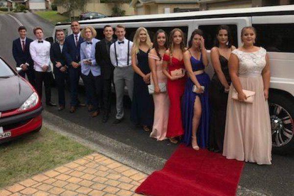 Formals Transport - Arrive First Class